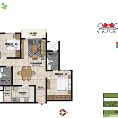 prestige-park-square-floor-plans