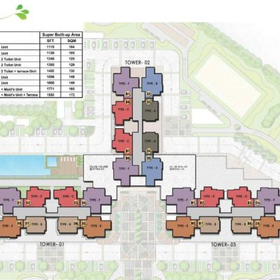 prestige-park-square-layout-plan