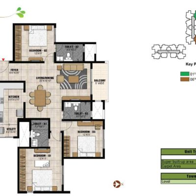 prestige-parksquare-floor-plan